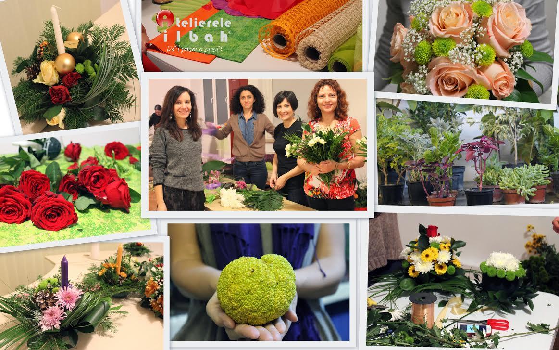 Atelier Ilbah Curs Decorator Floral